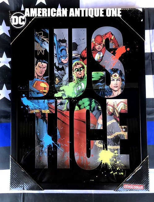 Justice League / Wall art