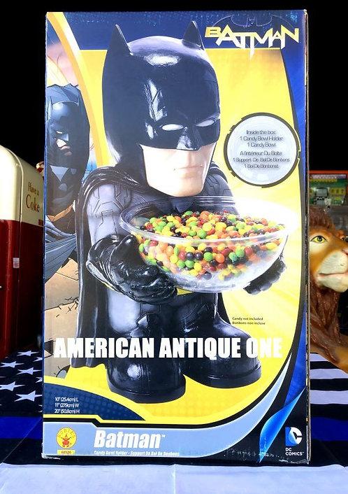 新品未開封 BOX大型54cm バットマン アメリカンキャラクター★キャンディーボール ルービーズ 発泡スチロール製