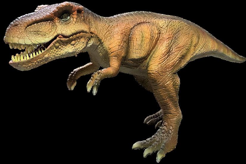 動くT-rex / 2m