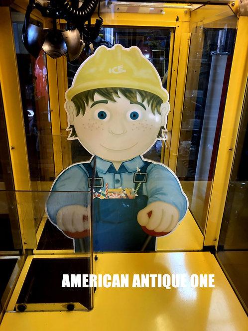 アメリカのゲーセン中古品 USA非売品 キャンディーファクトリー / USAクレーンゲーム USA直輸入