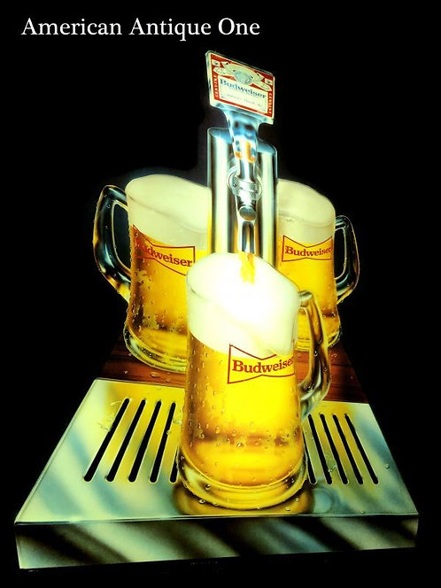 Budweiser Type neon