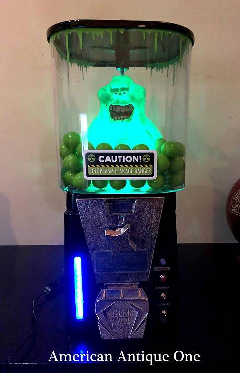 Ghostbusters / Slymer Gum Machine Custom