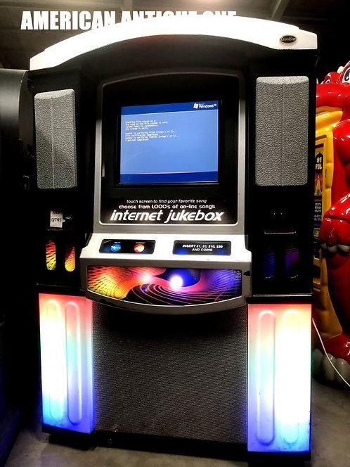 AMI社 タッチスクリーン インターネットデジタルジュークボックス USA直輸入