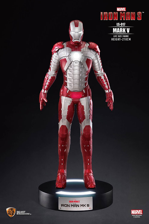 Iron Man Mark V / Made to Order