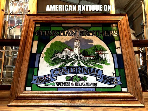 Christian Brothers Centennial America Mirror