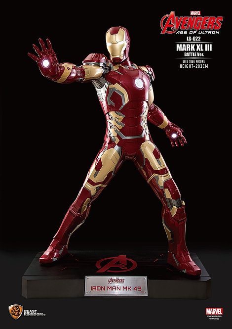 Iron Man / Avengers / Mark XLIII