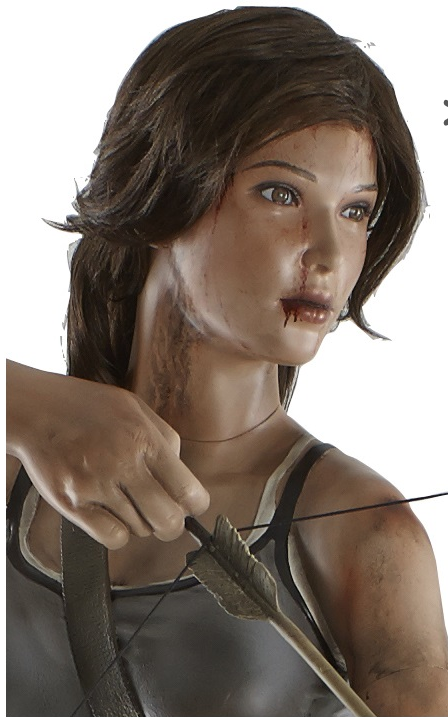 2013 Tomb Raider  / Lara Croft 5