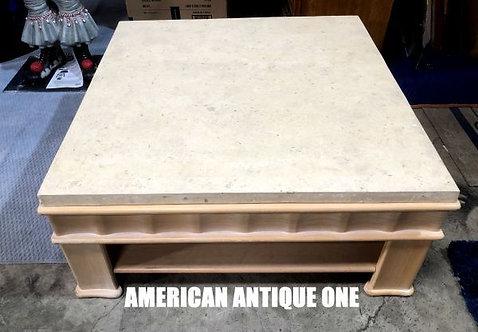 コレッツォーネ・ヨーロッパ社 石膏センターテーブル ベストサイズ106cm アンティーク家具 USA直輸入