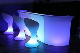 LEDFR1 - LED Illuminated Furniture For B