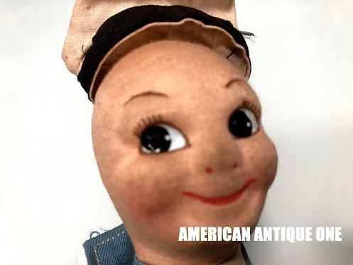 1940年代帝国 人形 イギリス ノラウェリングセーラーボーイロッテルダム ドール ヴィンテージ USA直輸入