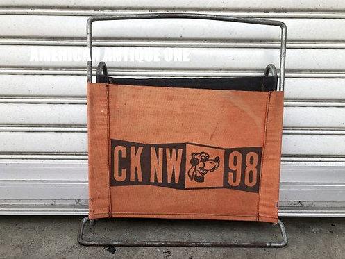 〈CKKW-FM〉Folding sheet
