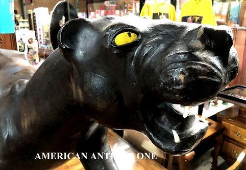 Black panther display