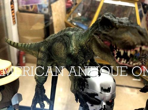 Jurassic Park T-Rex Beer Server Knob