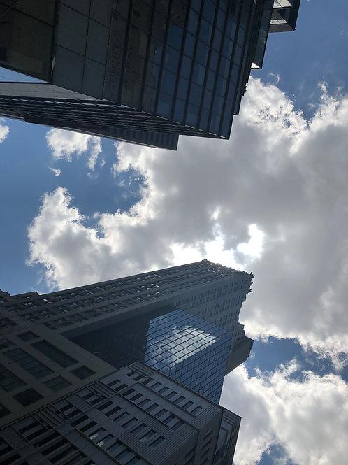 ニューヨーク空