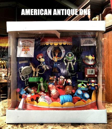 Toy Story 2 McDonald's Happy Set Display