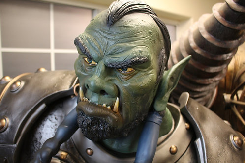 OXMOX / World Of Warcraft Orc Thrall