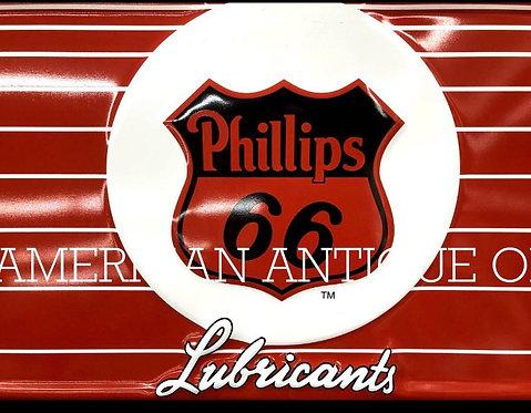 Philips 66 Iron Sign /1960s Design