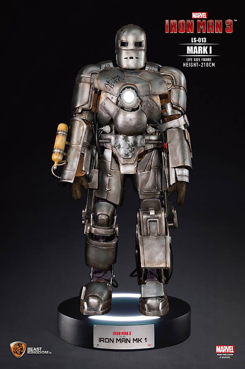 Iron Man Mark I / Pre-Order