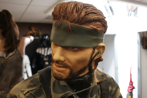 OXMOX / Metal Gear Solid 3 Snake Eater