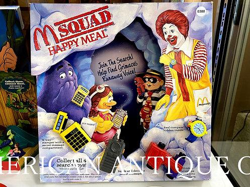 McDonald's Happy Set A