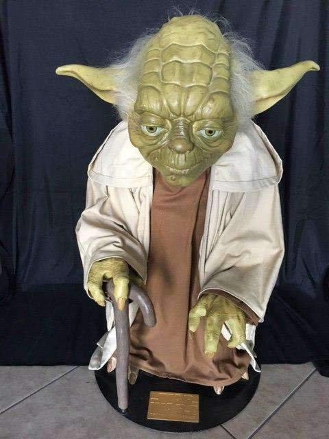 Star Wars /Yoda  1/1scale
