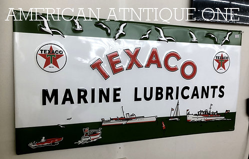 Texaco Signboard