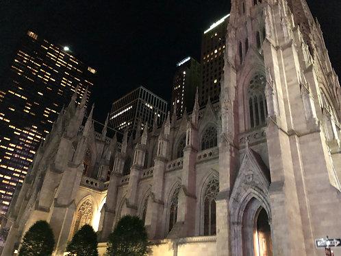 ニューヨーク 綺麗な建物