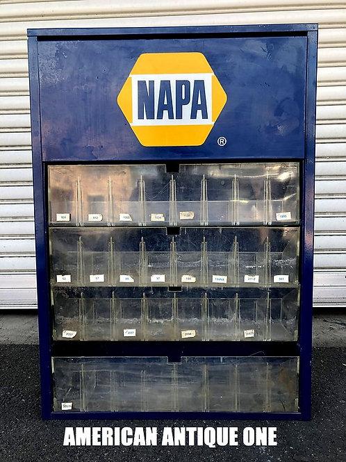 お洒落、カッコいい!! NAPA 工具収納棚 鉄製 大型68cm USA直輸入