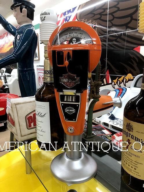 Harley Davidson/ Parking meter