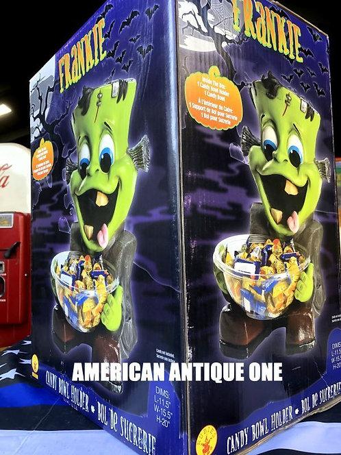 新品未開封 BOX大型51cm フランケン アメリカンキャラクター★キャンディーボール ルービーズ 発泡スチロール製