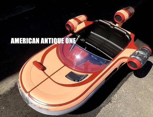 スターウォーズ 大型160cm ランド・スピーダー / スター・ウォーズ ライド・オン 電動で動く!! USA直輸入