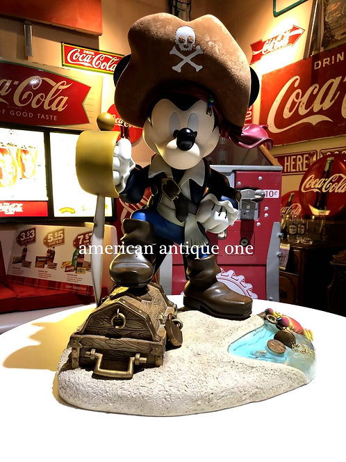 Mickey Mouse Pirate Figure