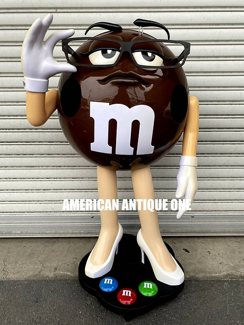 M&M's BROWN 98cm