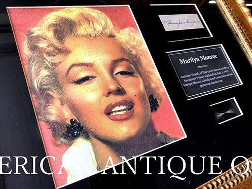 June 1, 1962 Marilyn Monroe / Hair Lock