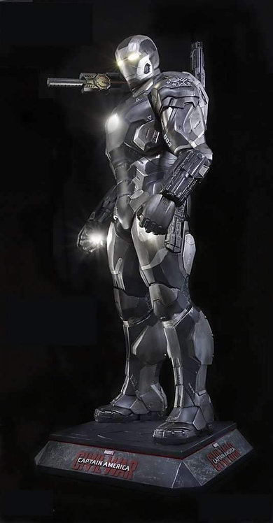 Iron Man War Machine / LED lights