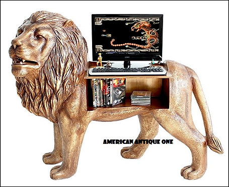 ゴールド ライオン AVテーブル