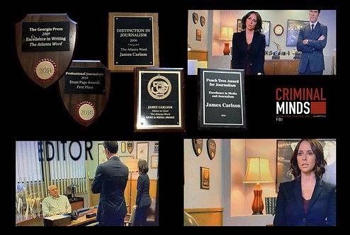 Criminal Minds / Drama Propsの複製