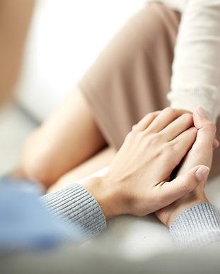 Comforting Hands