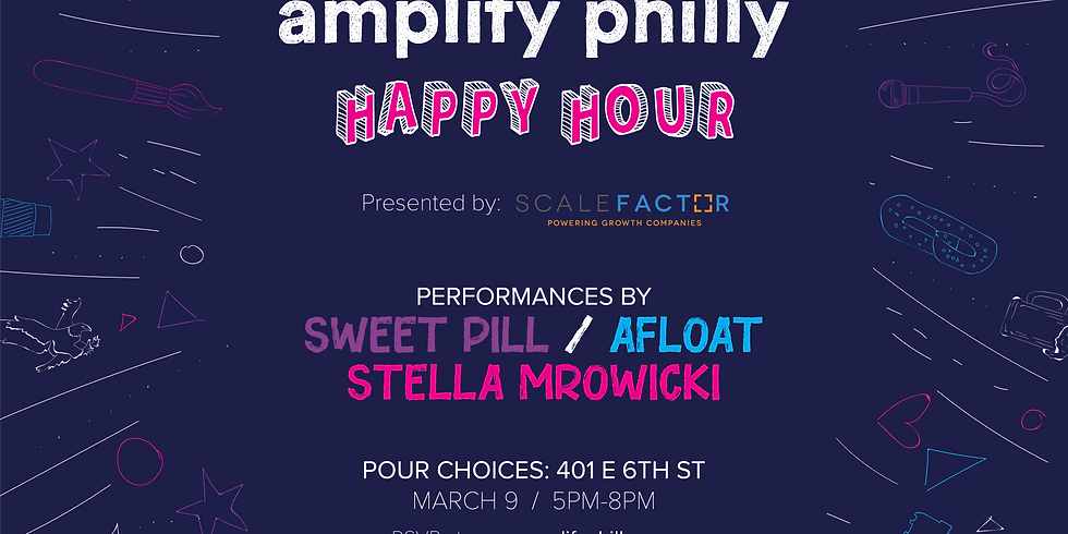 Amplify Philly Happy Hour