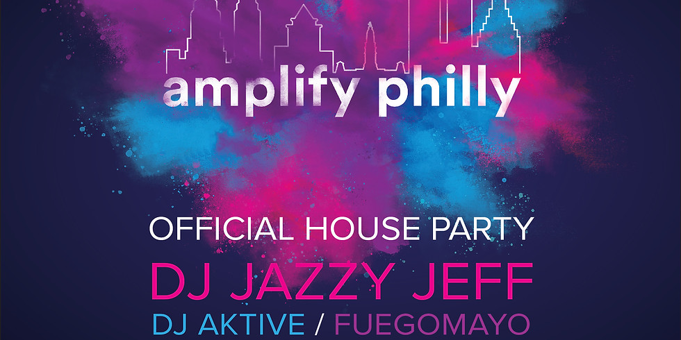 Amplify Philly House Party