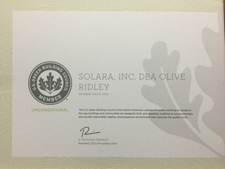 Joining the USGBC