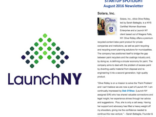Nice to meet you, Launch NY