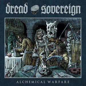 """DREAD SOVEREIGN : Nouvel album """" Alchemical Warfare """" sorti le 15 janvier"""