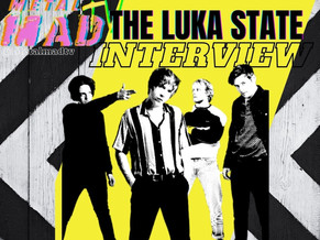 Interview avec le groupe  THE LUKA STATE !