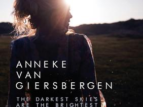 Anneke Van Giersbergen :  'The Darkest Skies Are The Brightest' is out NOW!