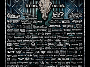 LIVE REPORT WACKEN OA 2019