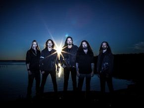 Interview EVERGREY : The storm within