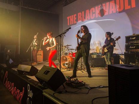 """The Black Vault annonce un nouvel album + clip   """"Ricaster"""" !"""