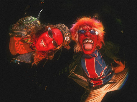 DEATH TOUR sort son nouveau EP 'D*E*S*T*R*O*Y' via 333 Wreckords Crew!