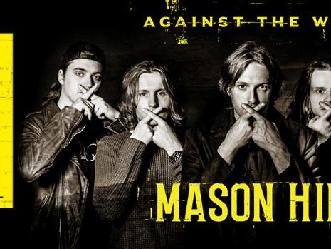 MASON HILL : new interview